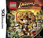 LEGO Indiana Jones: The Original Adventures (Nintendo DS, 2008) - European Version