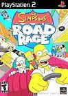 Simpsons Road Rage (Sony PlayStation 2, 2001)
