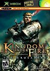 Kingdom Under Fire: The Crusaders (Microsoft Xbox, 2004)