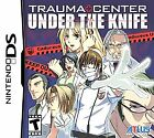 Trauma Center: Under the Knife  (Nintendo DS, 2005) (2005)