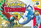 Pokemon Stadium 2 (Nintendo 64, 2001)