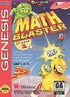 Math Blaster: Episode 1 (Sega Genesis, 1994)