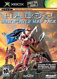 Halo 2 Multiplayer Map Pack Microsoft Xbox 2005 For