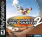 Tony Hawk's Pro Skater 2 (Sony PlayStation 1, 2000)