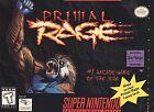 Primal Rage (Super Nintendo Entertainment System, 1995)