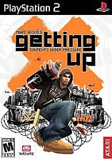 Marc Ecko's Getting Up: Contents Under Pressure *PS2, New & Sealed*