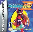 Mega Man Zero  (Nintendo Game Boy Advance, 2002) (2002)