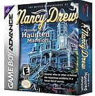 Nancy Drew: Message in a Haunted Mansion (Nintendo Game Boy Advance, 2001)