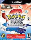 Pokemon Box: Ruby and Sapphire (Nintendo GameCube, 2004)