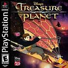 Disney's Treasure Planet (Sony PlayStation 1, 2002)