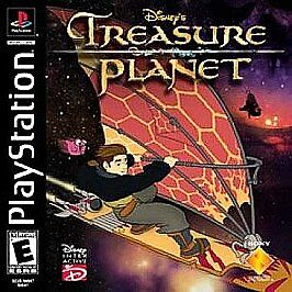 Treasure-Planet-PS1-Great-Condition-Fast-Shipping