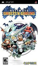 Ultimate Ghosts 'N Goblins (Sony PSP, 2006) - NEW SEALED!