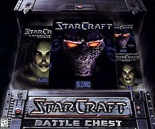 StarCraft (PC, 1998) for sale online | eBay