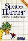 Space Harrier (Sega Master, 1986)