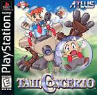 Tail Concerto (Sony PlayStation 1, 1999)