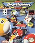Micro Machines (Nintendo Game Boy, 1995)