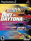 NASCAR: Dirt to Daytona (Sony PlayStation 2, 2002)