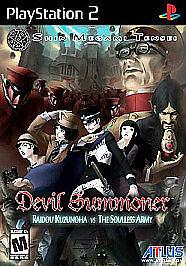 Shin Megami Tensei: Devil Summoner: Raidou Kuzunoha vs. the Soulless Army  (Sony
