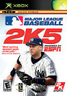Major League Baseball 2K5 (Microsoft Xbox, 2005)