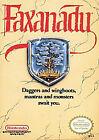 Faxanadu (Nintendo Entertainment System, 1989)