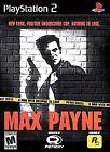 Max Payne Shooter Video Games