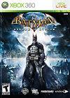 Batman: Arkham Asylum Microsoft Xbox 360 2009 Video Games