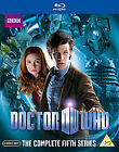 Doctor Who - Series 5 - Complete (Blu-ray, 2010)