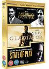State of Play / Gladiator / American Gangster (DVD, 2010)