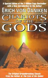 Chariots-of-the-Gods-Unsolved-Mysteries-of-the-Past-by-Erich-Von-Daniken-1999-Paperback-Reprint