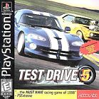 Test Drive 5 (Sony PlayStation 1, 1998)
