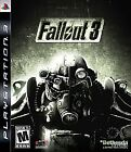 Fallout 3 (Sony PlayStation 3, 2008)