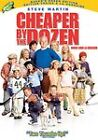 Cheaper by the Dozen (DVD, 2006, Full Frame Baker's Dozen Edition Canadian)