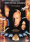 The Fifth Element/Gattaca 2-Pack (DVD, 2004, 2-Disc Set)