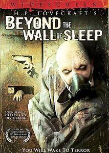 Beyond the Wall of Sleep (DVD) Willilam Sanderson, Rick Dial, Tom ...