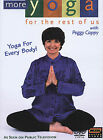 More Yoga for the Rest of Us with Peggy Cappy - Yoga For Every Body (DVD, 2005)
