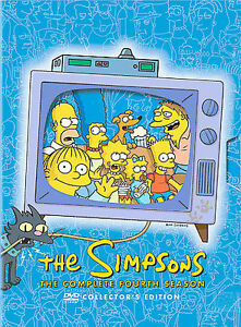 The Simpsons - The Complete Fourth Seaso...