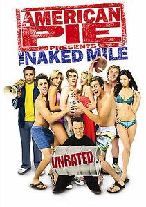 mile American pie naked