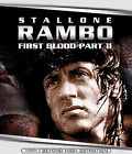 Rambo - First Blood Pt. 2 (Blu-ray Disc, 2008)
