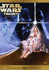 Star Wars Trilogy (DVD, 2005, 3-Disc Set, Full Frame; Limited Edition)