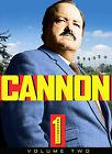 Cannon - Season One, Volume Two (DVD, 2008, 4-Disc Set)