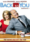 Back to You - Season 1 (DVD, 2009, 3-Disc Set)