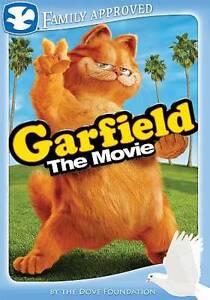 5398d87cd3a13 Garfield the Movie (Blu-ray/DVD, 2011, 3-Disc Set, Includes Digital Copy)