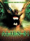 Alien 51 (DVD, 2004)