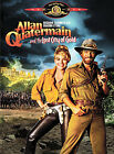 Allan Quatermain and the Lost City of Gold (DVD, 2004)