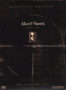 Almost-Famous-DVD-2001-2-Disc-Set-Extended-Version-Untitled-New