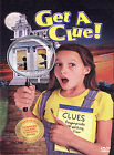 Combo 4-Pack DVD - Get A Clue / Clubhouse Detectives / Invisible Dad / PUNKS (DVD, 2003)