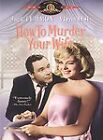 How to Murder Your Wife (DVD, 2002)