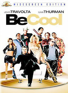 Be-Cool-DVD-2005-Widescreen-JOHN-TRAVOLTA-THE-ROCK