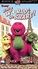 Barney - What a World We Share (VHS, 1999)