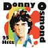 CD: 25 Hits Special Collection by Donny Osmond (CD, Nov-1995, Curb)